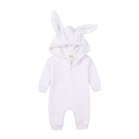 Image of Winter Bunny- Onesie