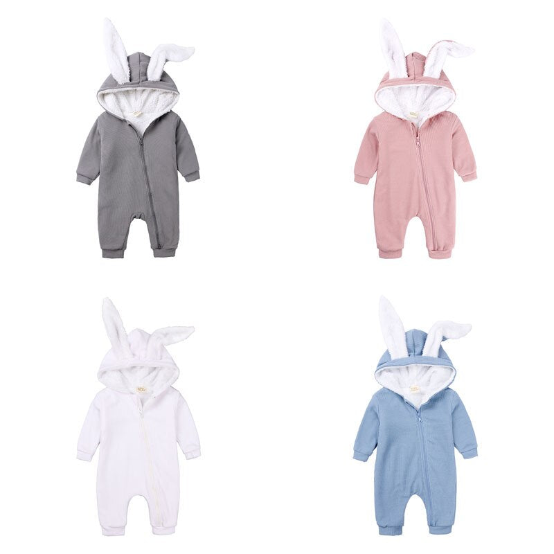 Goodies for Cuties ™ | Winter Bunny- Onesie