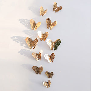 Goodies for Cuties ™| 3D Butterfly Wall