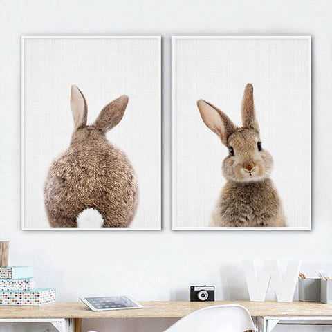 Bunny Canvas