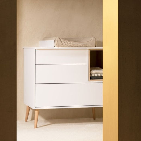 Image of QUAX | Cocoon Ice White | Commode
