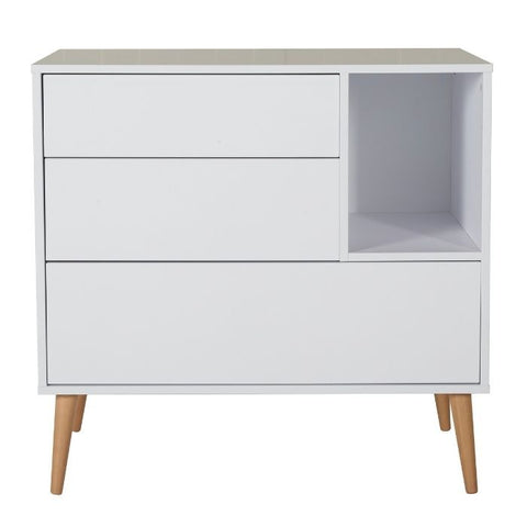 QUAX | Cocoon Ice White | Commode