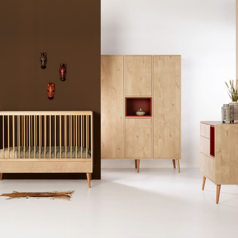 Image of QUAX | Cocoon Natural Oak | Kledingkast