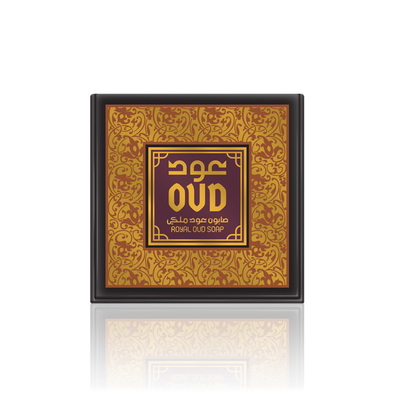 SAVON ROYAL OUD 125gr