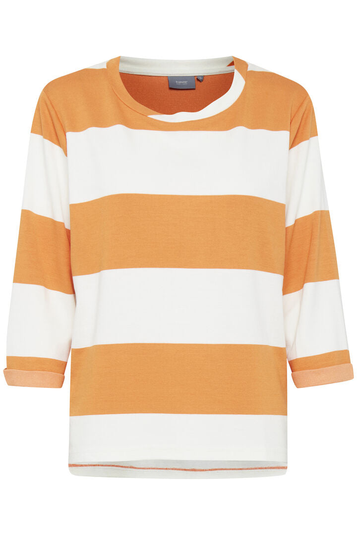 B.Young Timo Stripe Blouse