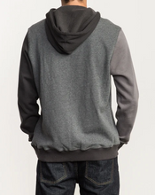 Load image into Gallery viewer, RVCA Colour-blocked Hoodie - Ruddy Hood