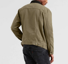 Load image into Gallery viewer, Levi's Flannel Lined Trucker Jacket