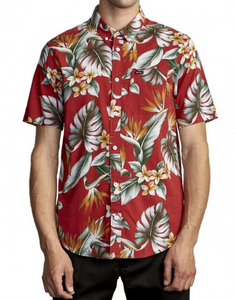 RVCA Men's Button Up - Montara