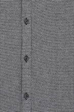 Load image into Gallery viewer, Blend Hounds Tooth Long Sleeve Button Up Shirt