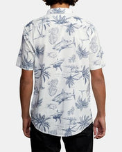 Load image into Gallery viewer, RVCA PANIC PRINT SHORT SLEEVE SHIRT