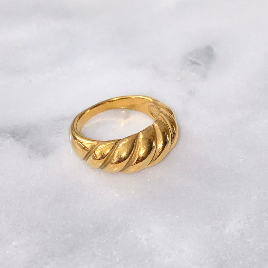 Ella Vintage Ring - One of Sevyn Collection