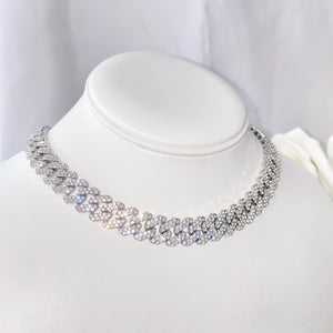 Classic Icy Cuban Necklace - One of Sevyn