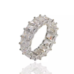 Load image into Gallery viewer, Everlasting Baguette Ring - One of Sevyn Collection