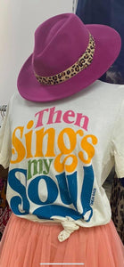 One 24 Then Sings My Soul Tee