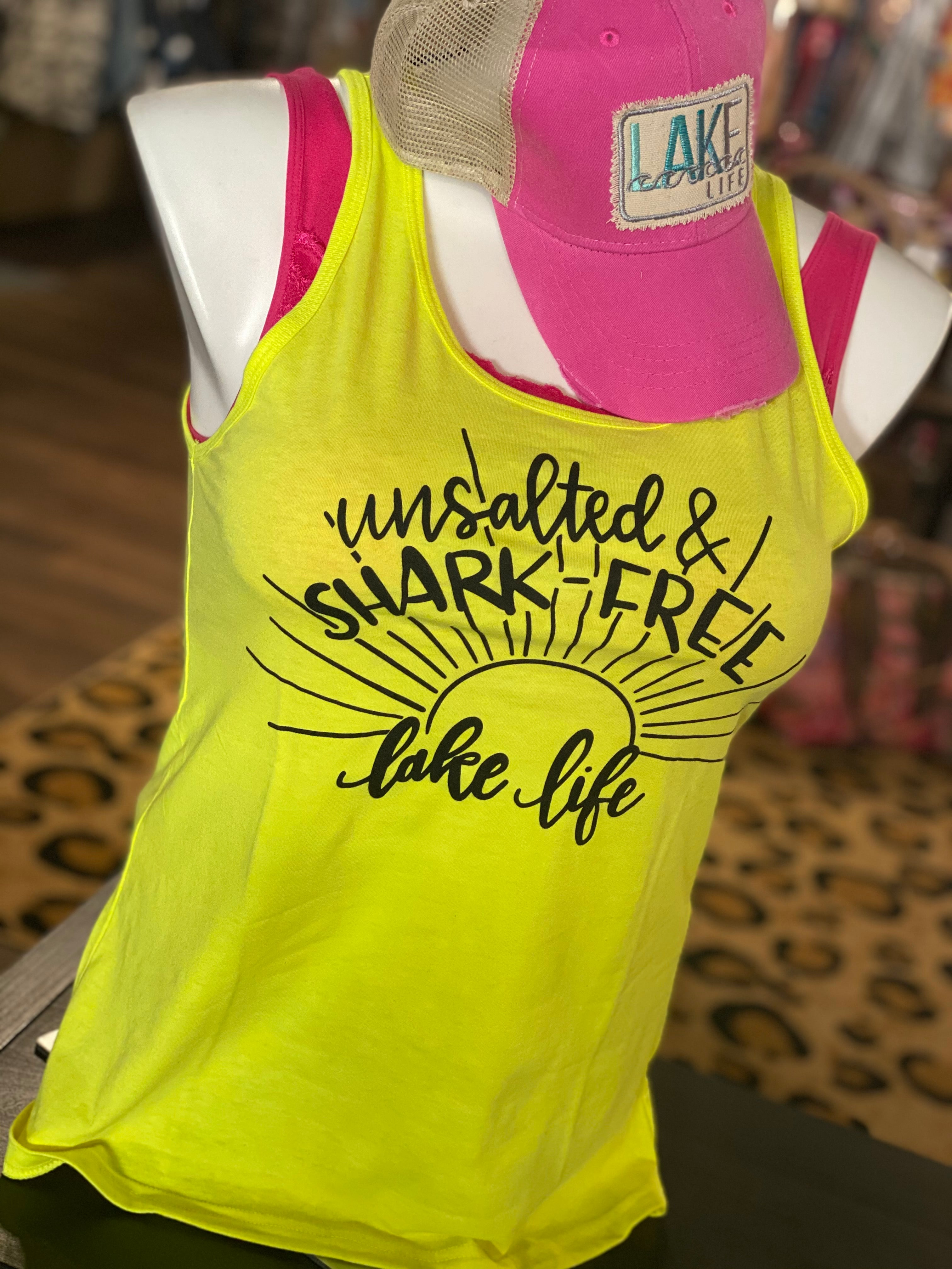 Tank Top Unsalted