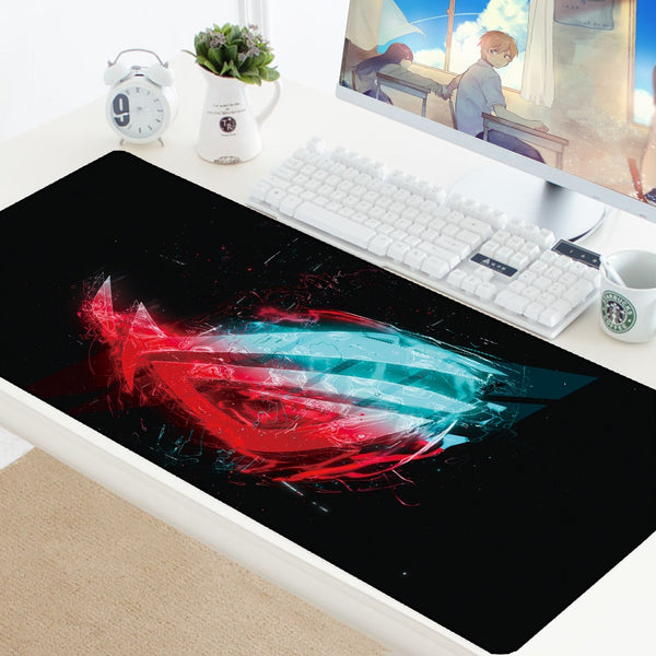 ASUS Republic of Gamers Eye Gaming Mouse Pad - 70x30cm-Giant Mouse Pad Store
