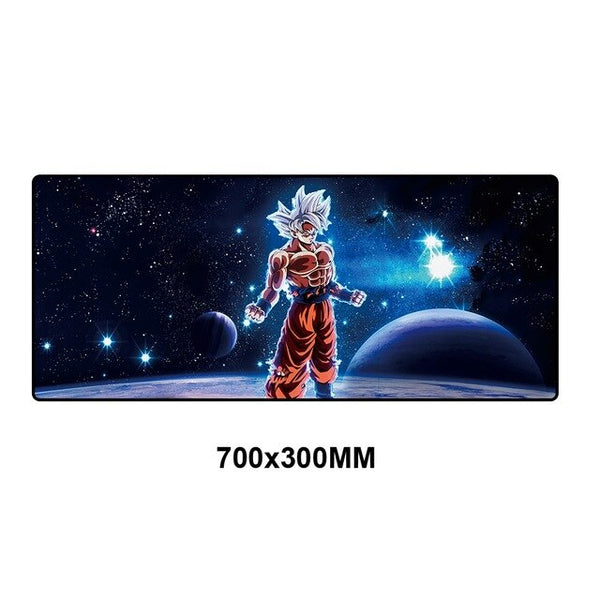 Anime Dragon Ball Large Size Gaming Mouse Pad Mat - 70x30cm-Giant Mouse Pad Store