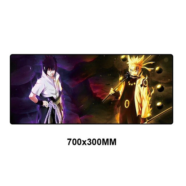 Anime Naruto Gaming Mouse Pad - 70x30cm-Giant Mouse Pad Store
