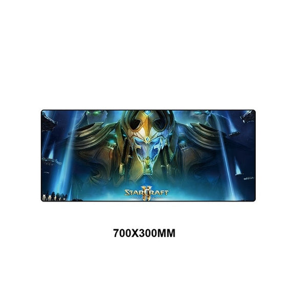 Starcraft Gaming Large Mouse Pad - 70x30cm-Giant Mouse Pad Store