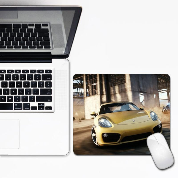 Need For Speed Collection - Small High Speed Durable Mouse Mat 30x25cm