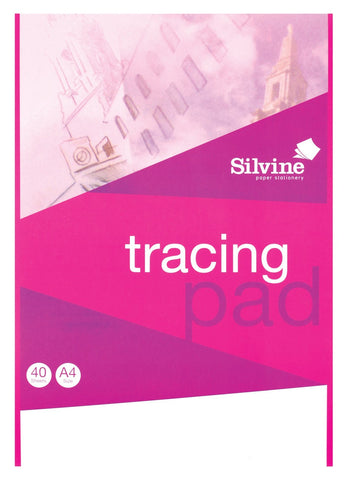 A4 Tracing Pad - 63gsm/40 sheets