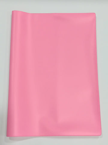 A4 Plastic Exercise Book Cover - Pink