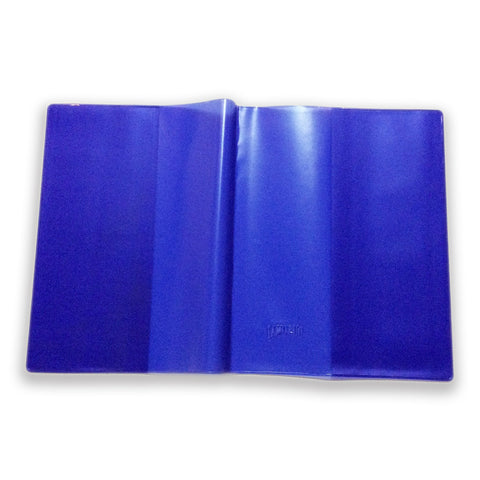 Plastic Exercise Book Cover - A4 Purple Violet
