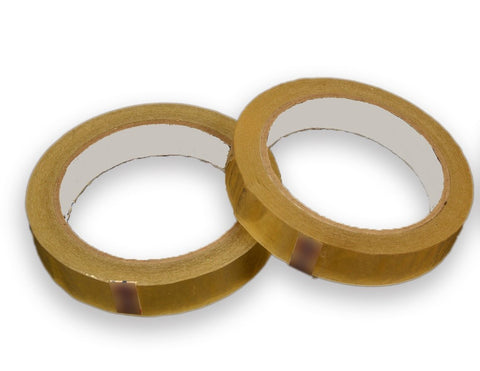 Tape - Transparent Tape 66m x 19mm/Large Roll
