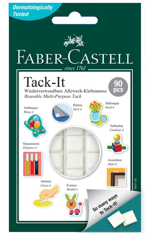 Faber-Castell Tack-It 50gms White