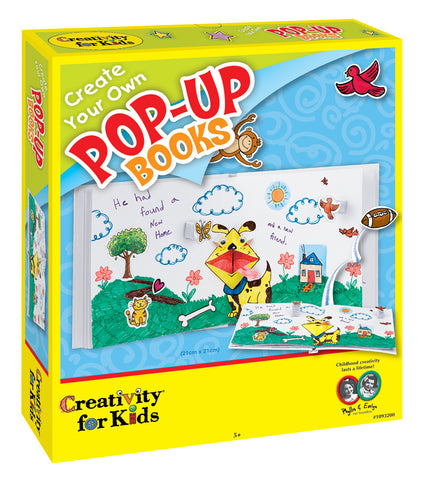 CFK - Create Your Own Pop Up Books