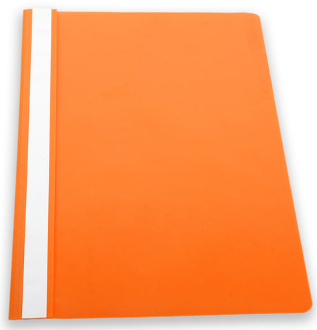 Flat File A4 PP - Orange