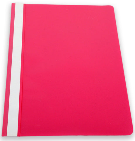 Flat File A4 PP - Pink