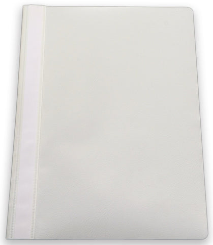 Flat File A4 PP - White
