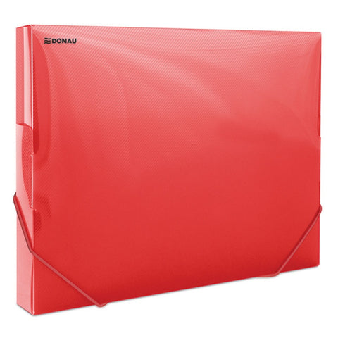 Elasticated Coolbox 3cm A4 - Red