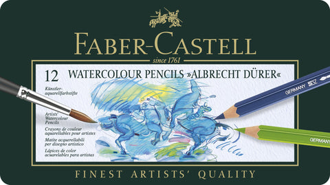 A Duerer Pencils - Tin x 12 Colours