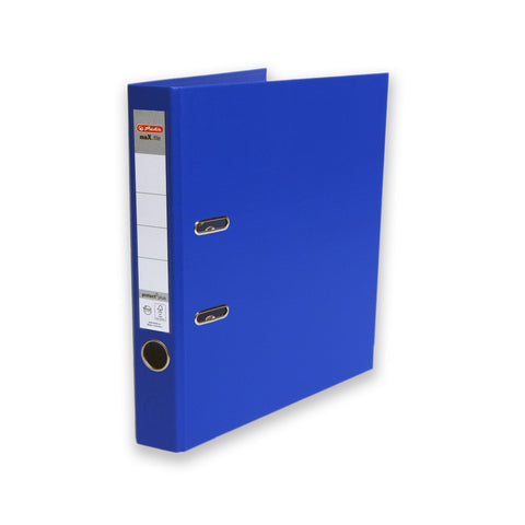 Pvc Lever Arch File 50mm - Blue