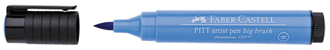 FC - Pitt Artist Pen Big Brush - Ultramarine