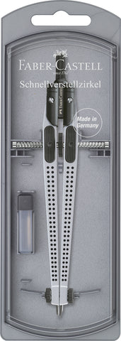 Compass - Grip 2001 Quick-Set/Silver