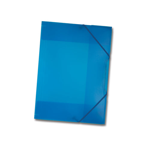 Elasticated Portfolio - A3/Frost Blue