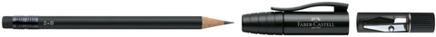 Perfect Pencil II w/Sharpener - Black