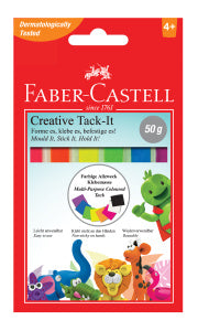 Tack-It 50gms Colour