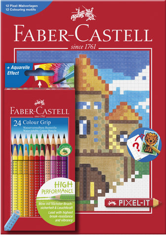 Colouring Book - PIXEL IT