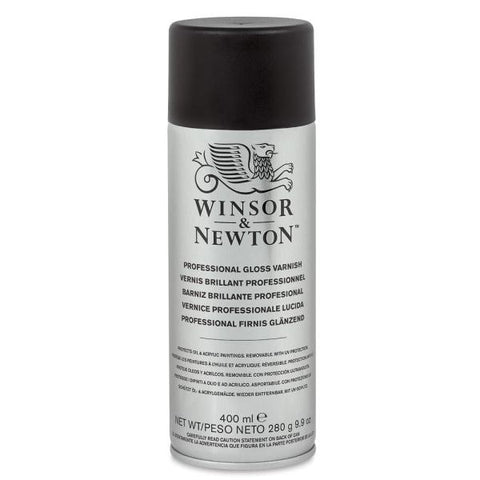 Fixative Spray - Pastels/Charcoal/400ml