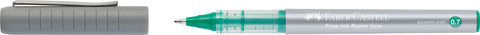 Free Ink Roller 0.7mm - Green