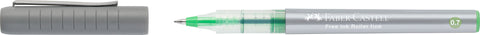 Free Ink Roller 0.7mm - Light Green