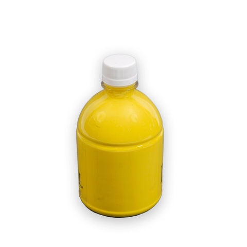 FC - Tempera/Poster Colour - 500ml Bottle/Yellow