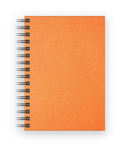 Sketch Book Spiral Flashy Gecko - Orange Cover/150gsm/A5 Portrait/40 sheets