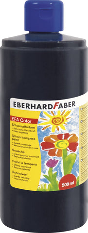FC - Tempera/Poster Colour - 500ml Bottle/Black