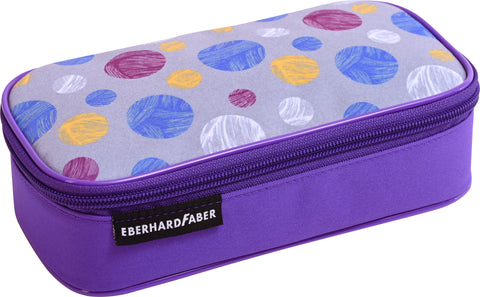 Colourful Circles - Pencil Case Jumbo Empty