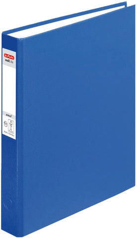 Ringfile Hard Cover 2 Ring A4 - Blue